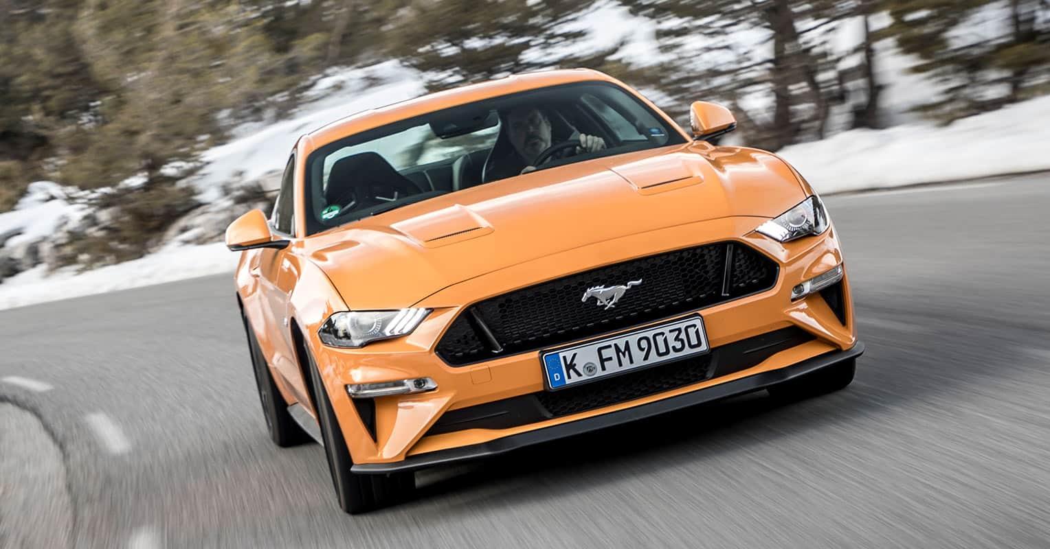 Ford mustang opiniones y pruebas carnovo